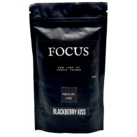 Табак Focus Medium Blackberry Kiss (Ежевичный Поцелуй) 100 грамм
