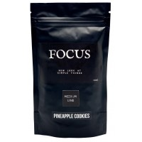 Табак Focus Medium Pineapple cookies 100 грамм