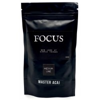 Табак Focus Medium Master Acai (Ягоды Асаи) 100 грамм