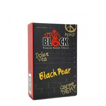 Табак Adalya Black Pear (Груша) 50 грамм