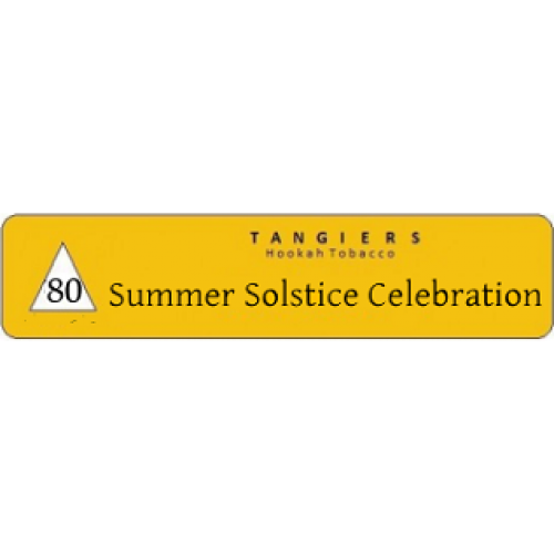 Табак Tangiers Noir Summer Solstice Celebration 250 грамм