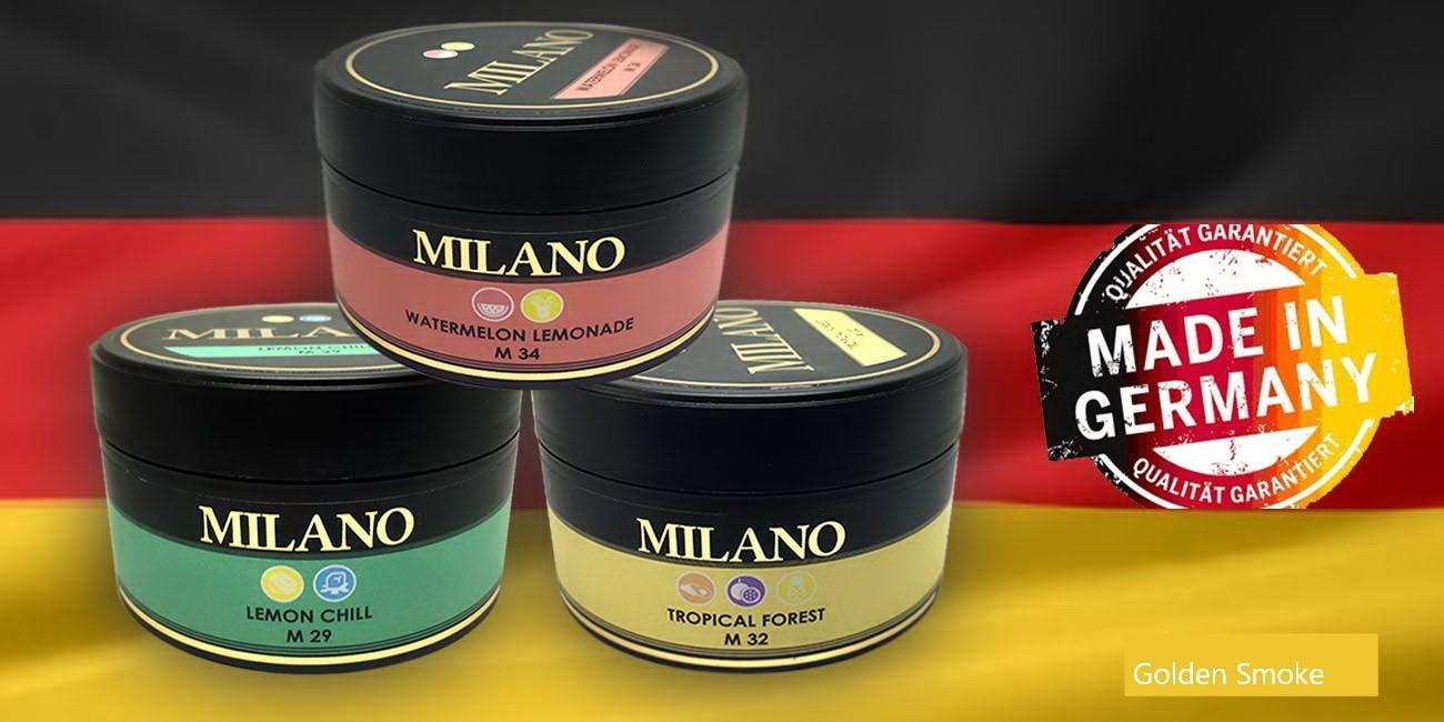 Купить табак для кальяна Milano